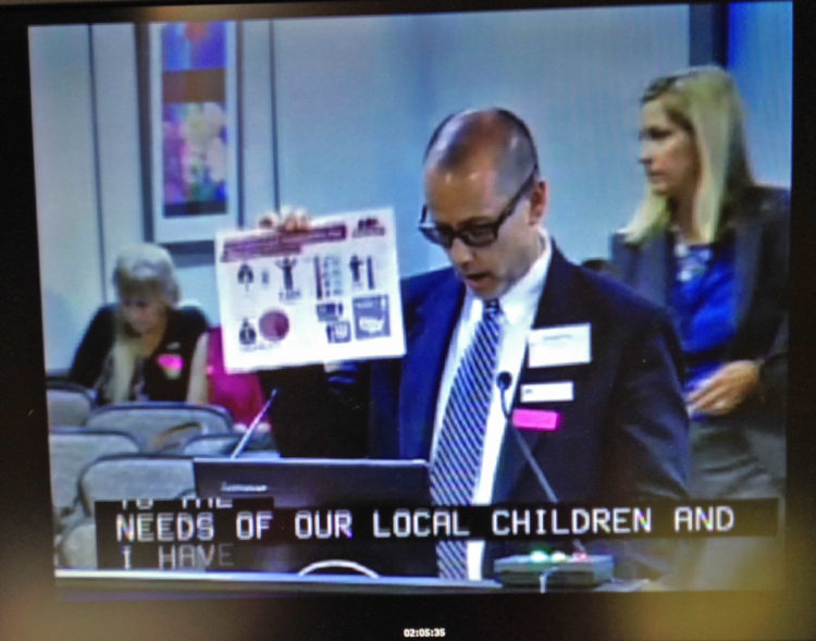 LCAP Testimony before the California State Board of Education